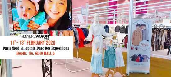 Invitation To Babeeni Première Vision Paris 2020