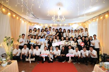 The 14th Year Establishment Anniversary of Babeeni Vietnam Company