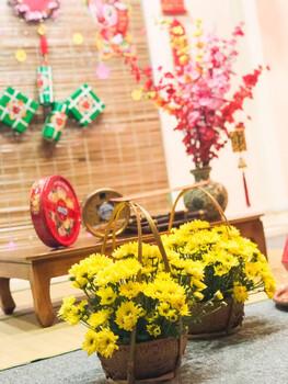 Lunar New Year Decorating Contest 2021